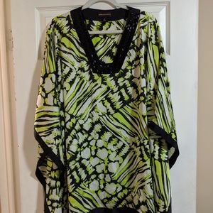 Dana Buchman women's blouse top